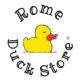 Rome Duck Store Logo