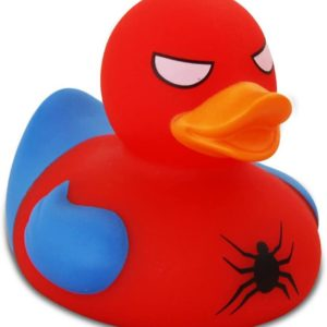 Spiderman Rubber Duck