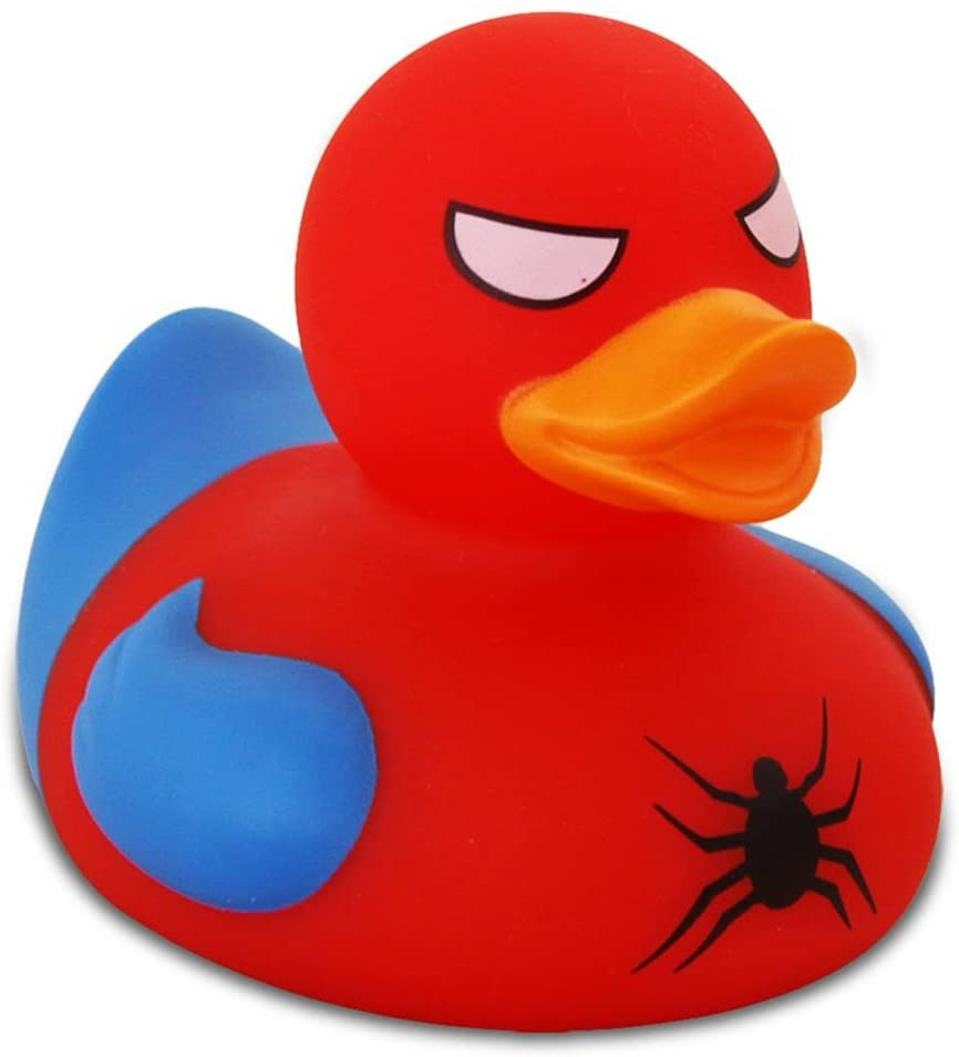 spiderman-duck