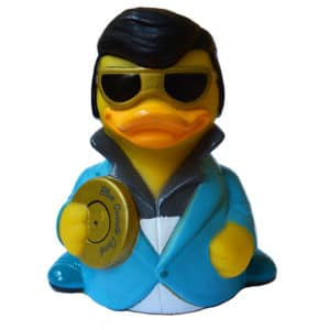 Elvis Presley Rubber duck