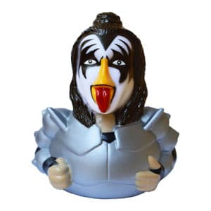Kiss rubber Duck