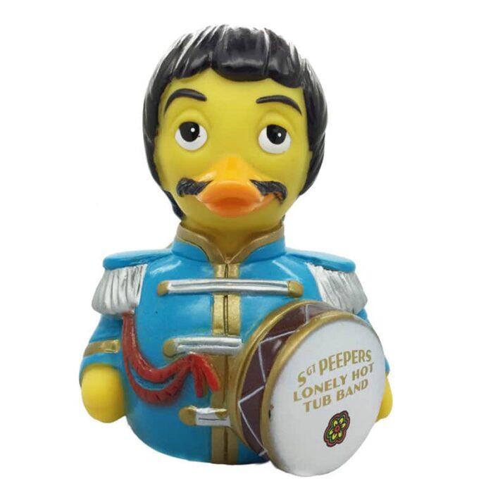 Sergeant Peepers Rubber Duck