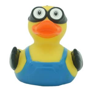 Minions Rubber Duck