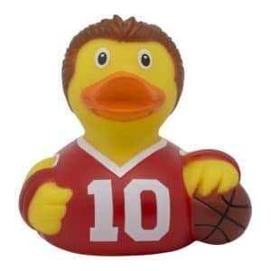 Basket Rubber Duck
