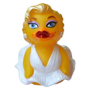 Marilyn Monroe Rubber Duck