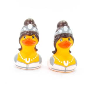 Bride Bride Mini Rubber Duck Bud Duck front