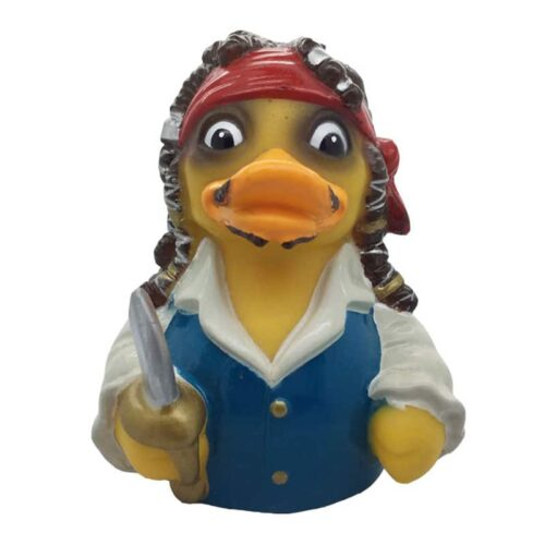 Pirates of the Caribbean rubber duck