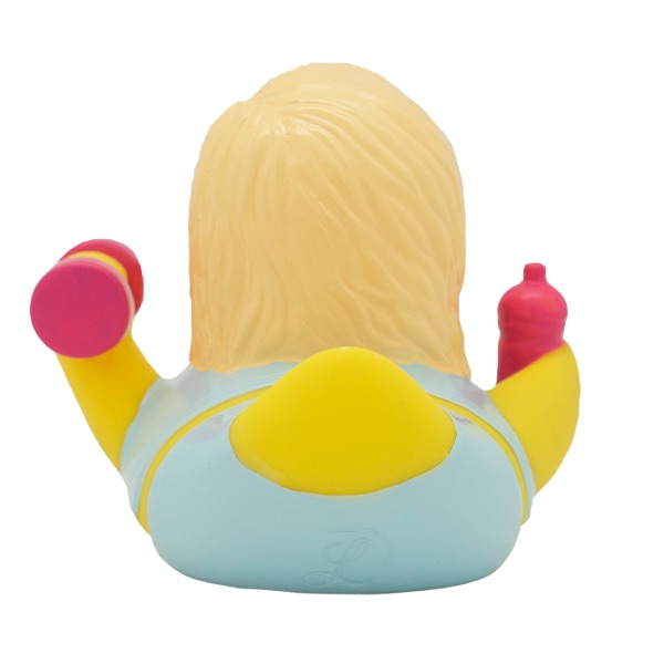 Fitness-girl-Rubber-Duck-front-rome-Duck-Store