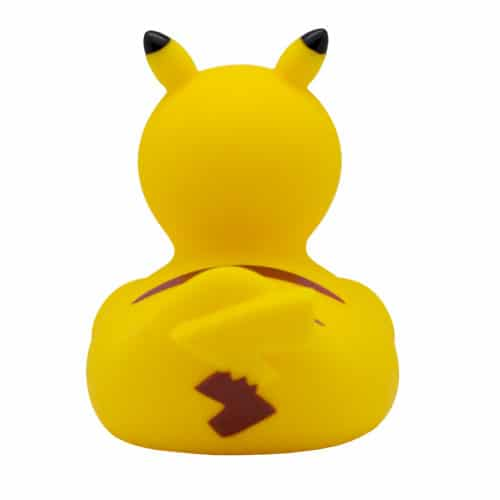 Pikachu rubber duck