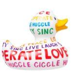 Positive Poem Rubber Duck