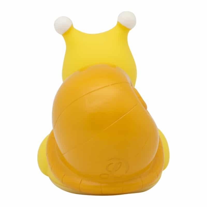 Snail rubber duck