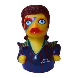 David Bowie Rubber Duck