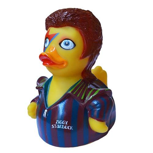 David Bowie Rubber Duck