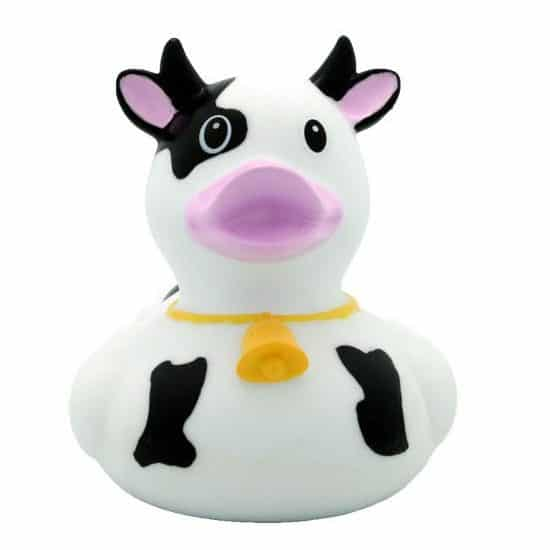 Rubber duck Cow