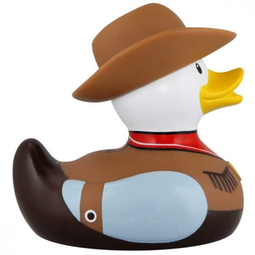 Cow-Boy Rubber Duck - Deluxe Collection
