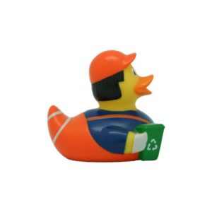 garbageman rubber rome duck right side 510x510 1