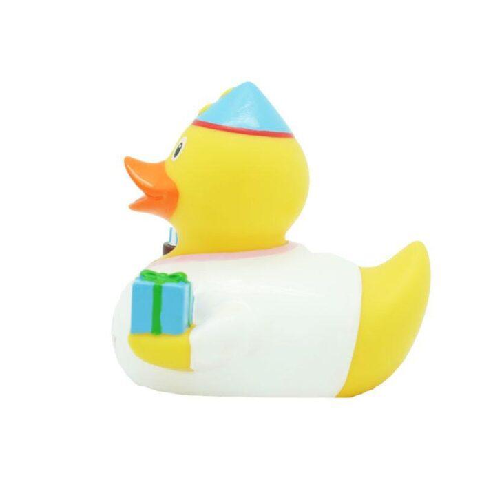 Rubber duck Happy Birthday bianca