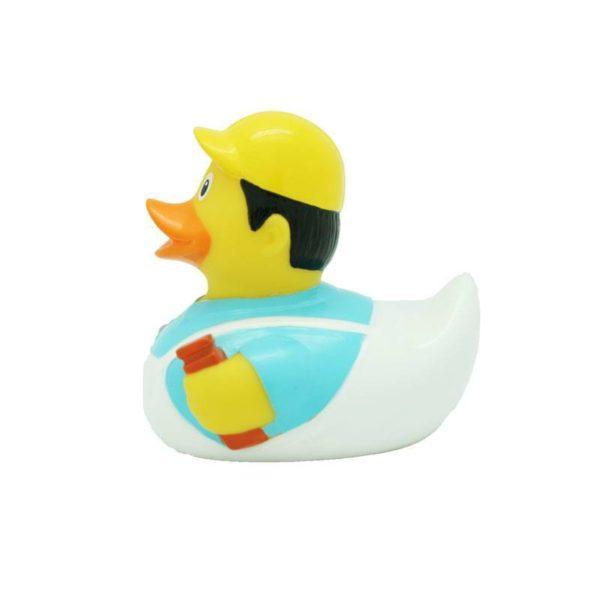 mason rubber rome duck left side