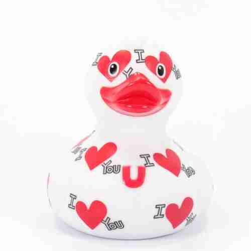 Paperella I love You Duck