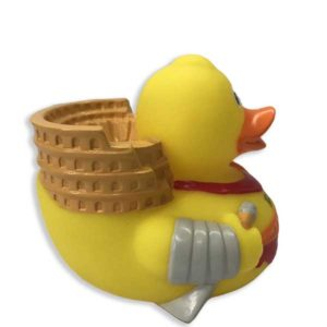Colosseum Rubber Duck