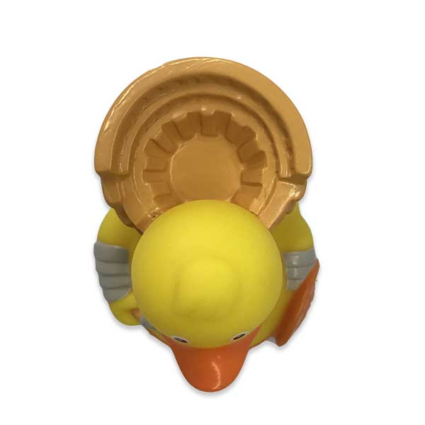 Colosseum Rubber Duck