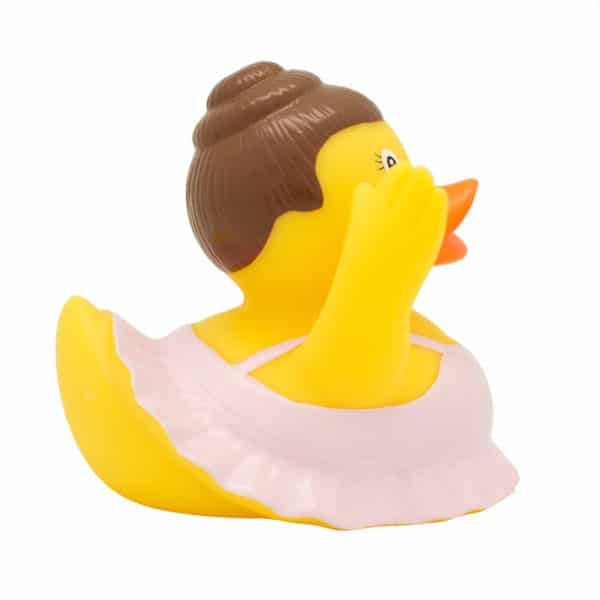 Dancer Rubber Duck