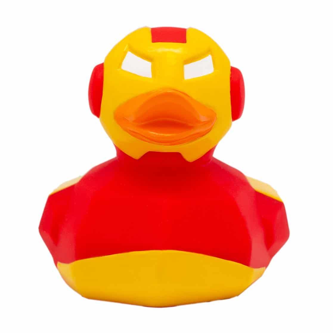 Iron Man Rubber Duck
