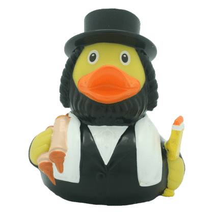 Rabino rubber duck