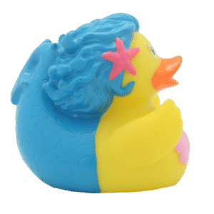 Mermaid Rubber Duck