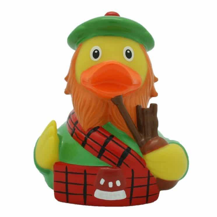 The Scottish rubber duck