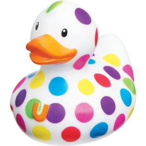 Rubber Duck Pop Dot