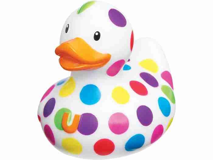 Rubber Duck Pop Dot