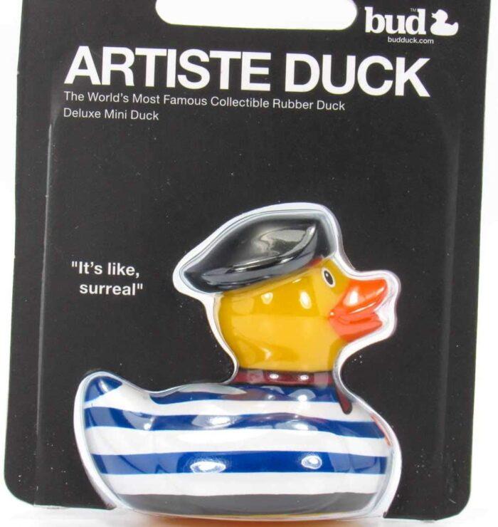 artista rubber duck