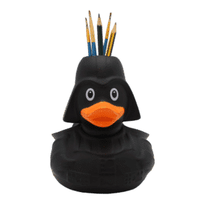 Dart Fener Rubber Duck toothbrush holder