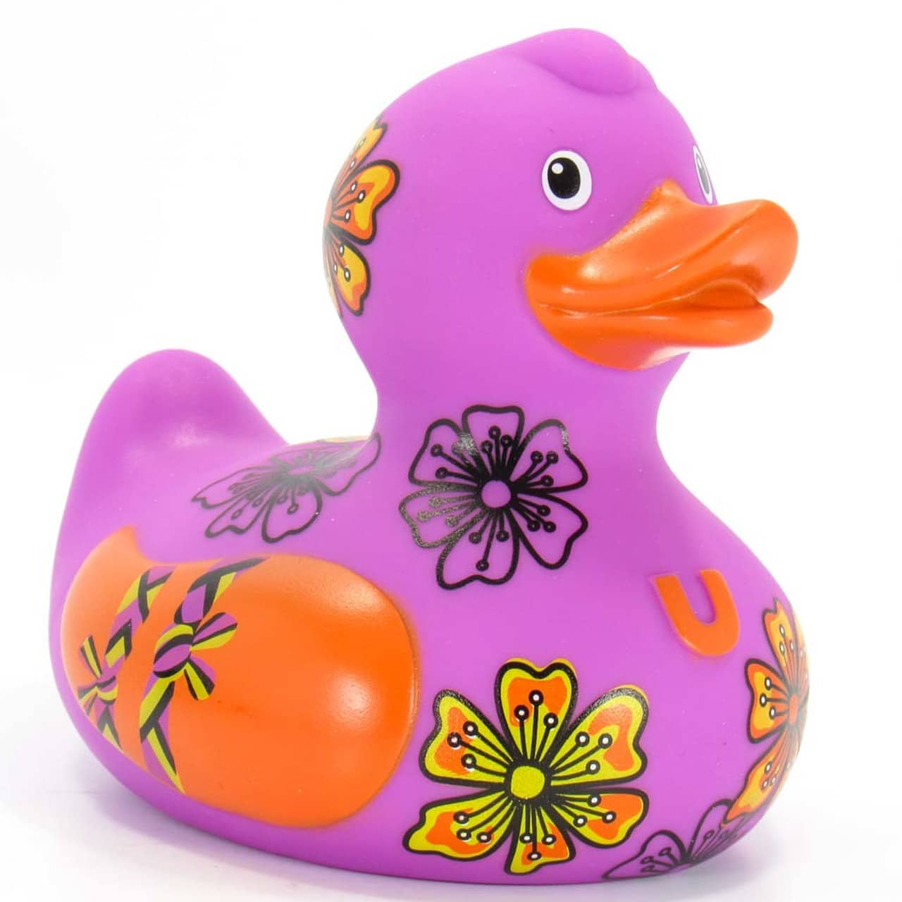 Friend Ship Rubber Duck