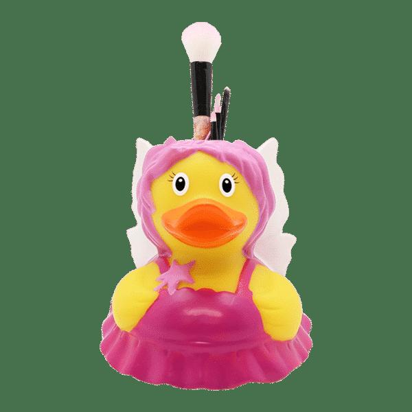 Fairy Rubber Duck toothbrush holder