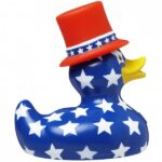 USA Rubber Duck