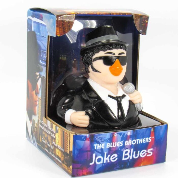 Jake Blues rubber duck