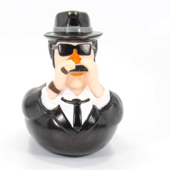 Blues Brothers Rubber Duck Elwood