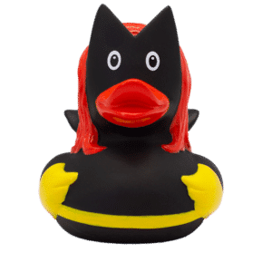 Bat-Duck-woman