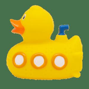 Paperella di gomma sottomarino